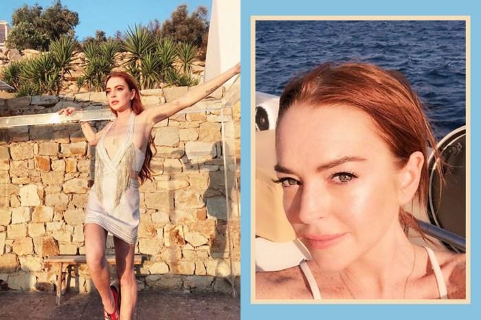 Lindsay Lohan 直播播出禍!企圖「協助」難民家庭卻慘被揍!