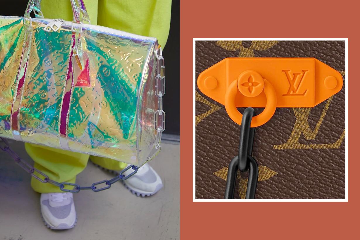 virgil abloh louis vuitton detail handbags reveal ss19