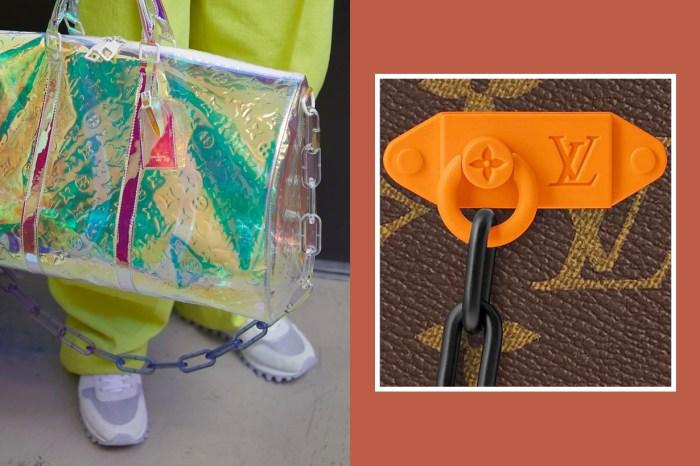 Virgil 在 LV 經典手袋加了童趣的小細節,或許會成為下個 It Bag?