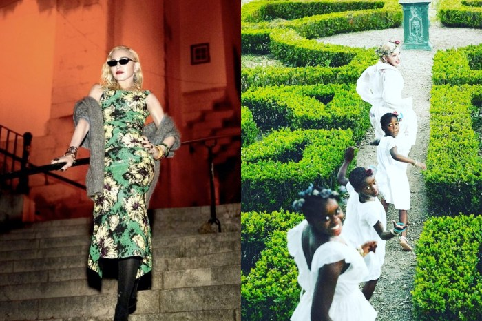 Madonna 刊登了私廚職缺,替全家人煮三餐的年薪開價近 100 萬!
