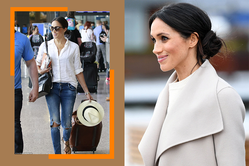 meghan markle favorite travel accessory