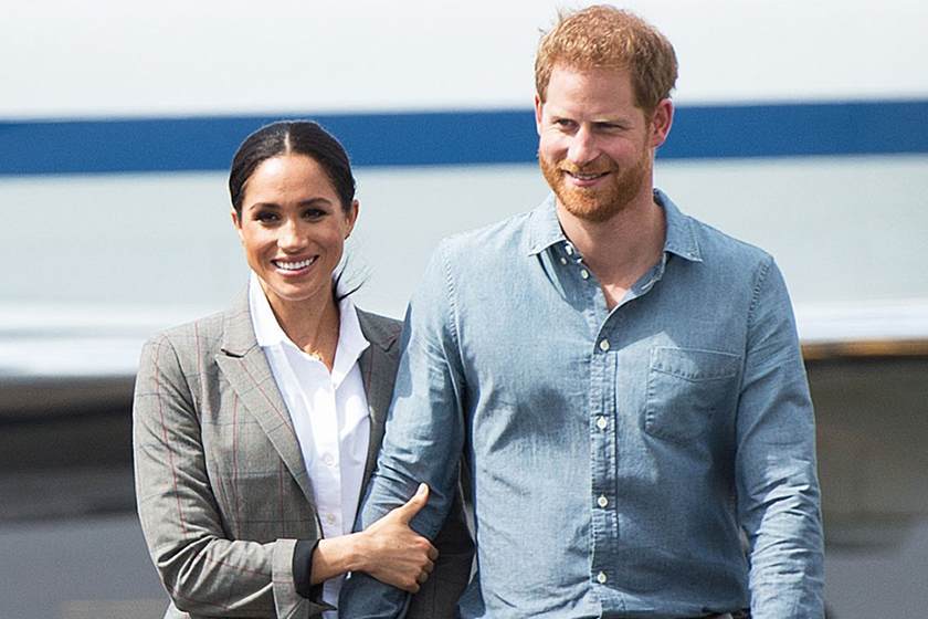 meghan markle prince harry instagram twitter posts
