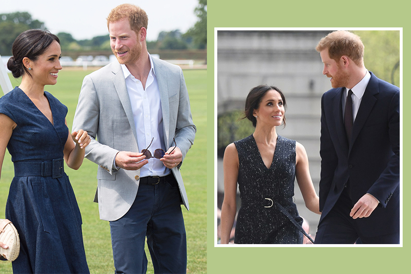 meghan markle prince harry royal tour photos invictus games speech