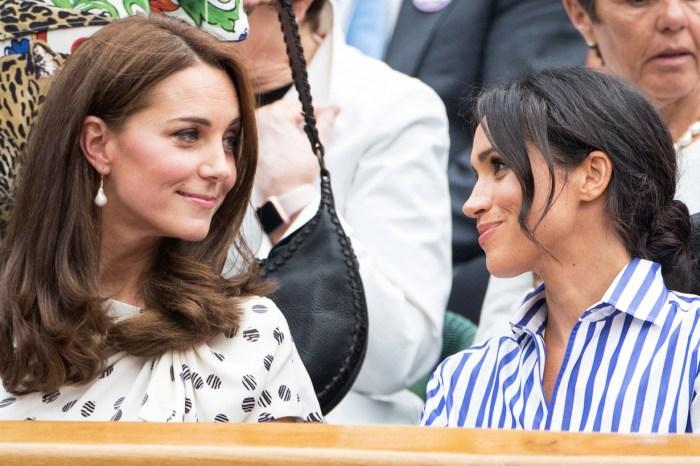 誰說王妃碰頭就只有鬥爭?凱特和梅根在未來數月就會因這事變更親密!