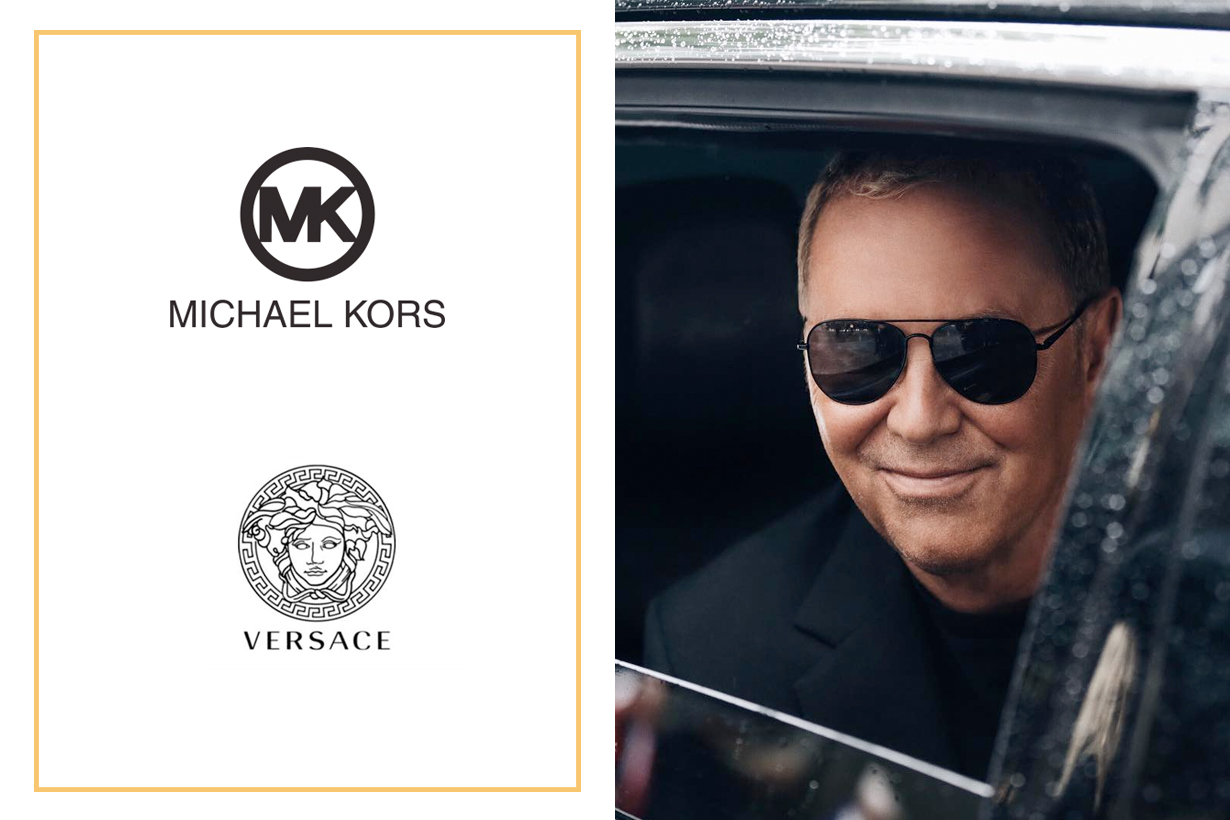 michael kors versace after deal increase search