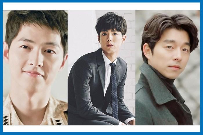 孔劉、宋仲基也要排最尾!韓國人評選的「世紀美男排行榜」也是你心水嗎?