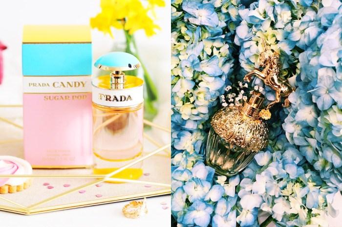 在忙碌的生活中加一點甜!這 7 款清甜系香水絕對是每個女生的必備!