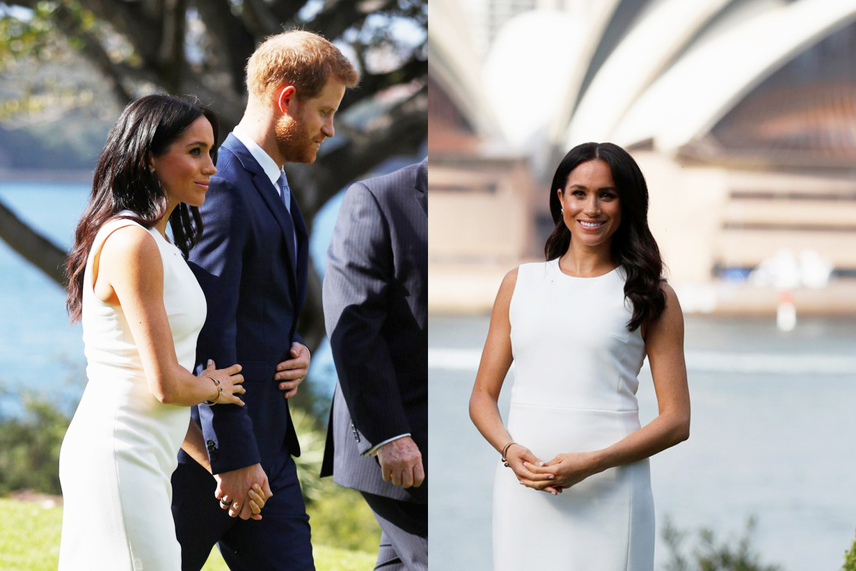 Prince Harry Meghan Markle Australia Royal Trip Royal Baby announcement International Pregnancy And Infant Loss Remembrance Day Miscarriage Criticism Kensington Palace