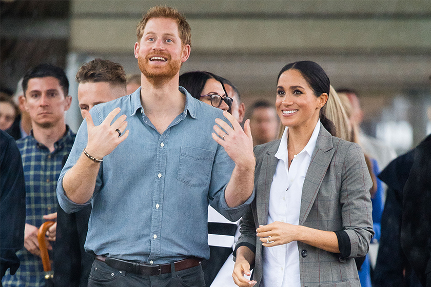 prince harry new black ring reason