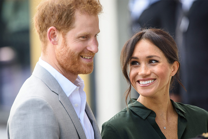 prince harry reveals baby boy or girl