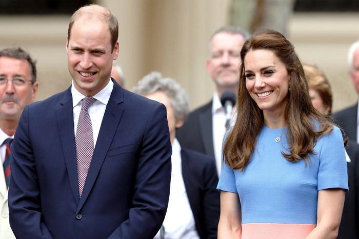 看他們笑容就知彼此有多愛!威廉王子跟凱特王妃出席活動鮮有公開放閃!