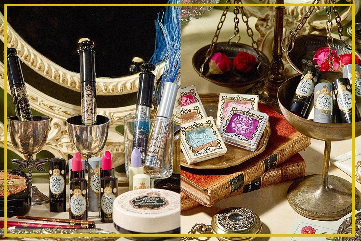 Shiseido  Majolica Majorca  Mascaras Japanese Cosmetics Makeup Brand J Beauty Leaving hong kong market