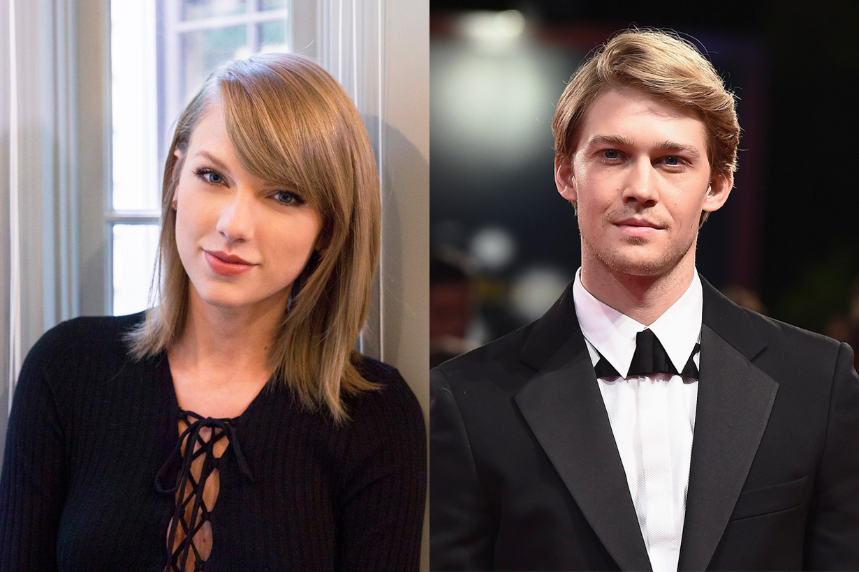 Taylor Swift  Joe Alwyn Proposed engaged celebrities couples Life & Style Gossip cop
