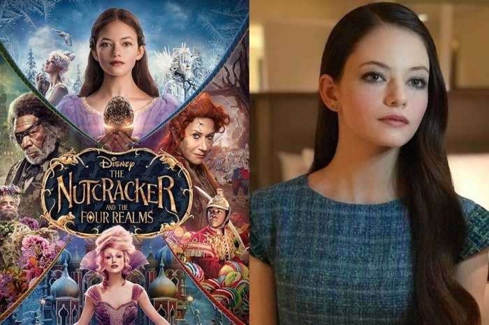 迪士尼透露更多《胡桃夾子》花絮!《暮光》女兒 Mackenzie Foy 越大越漂亮