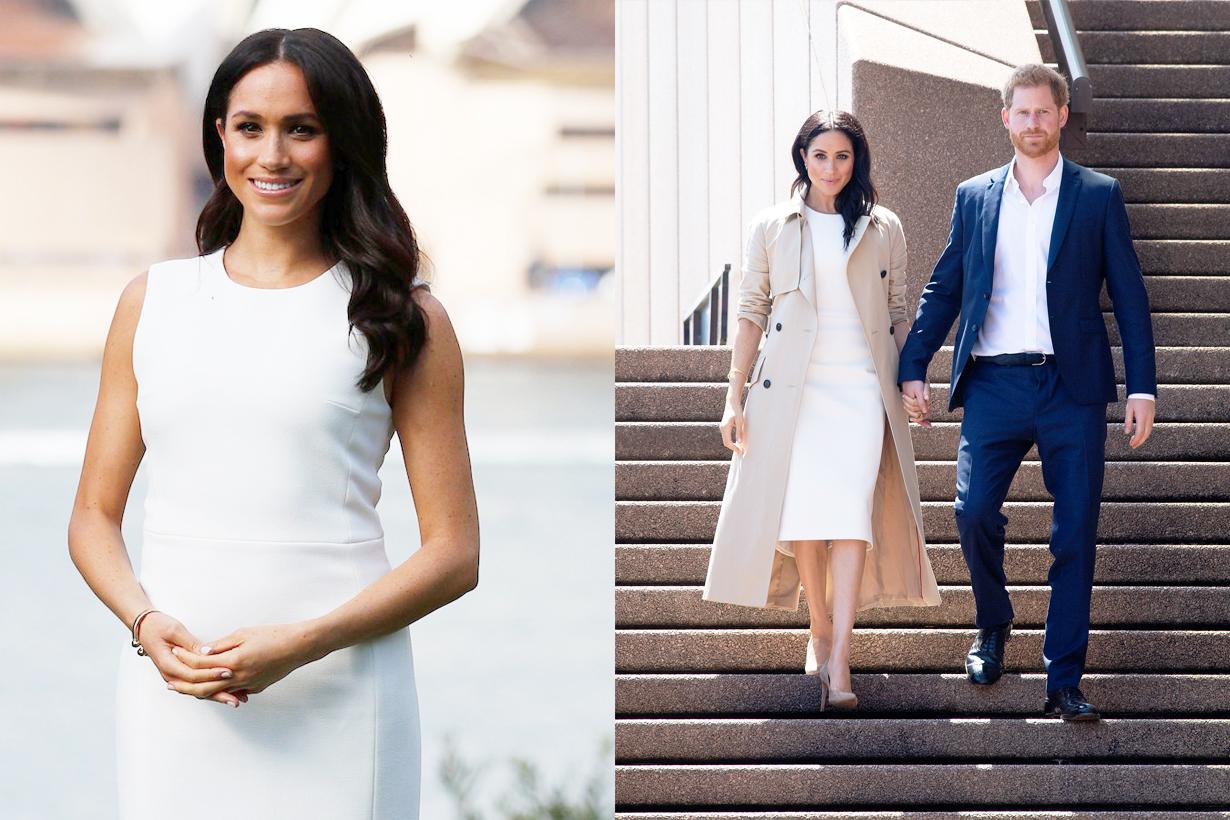 Meghan Markle Pregnant Thomas Markle samantha Markle British Royal Family Royal Baby Prince Harry