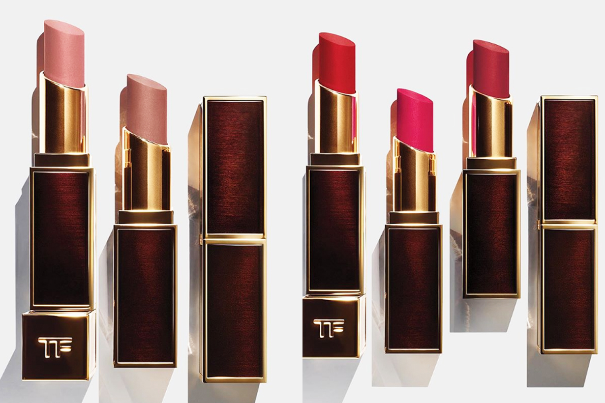 Tom Ford Beauty Satin Matte Lipsticks Collection Fall Winter 2018 Cosmetics Makeup PRETERNATURAL BABY BOY  STILETTO  SHAGGABLE