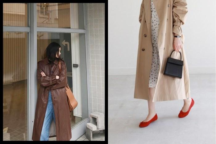 向韓國女生取經 15+ 風衣造型靈感,不同款式和穿搭絕對燒火!