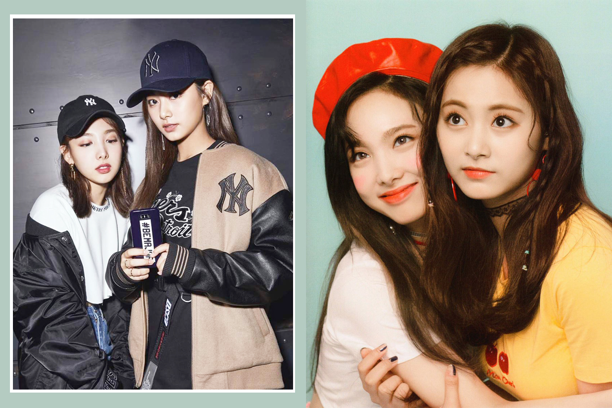 Twice Im Na Yeon Nayeon Chou Tzu Yu Tzuyu Prank Korean Idols Girl Group Members Singers K Pop