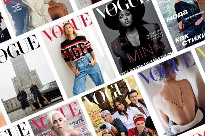 無懼紙媒行業式微?香港版《Vogue》將於 2019 年面世!