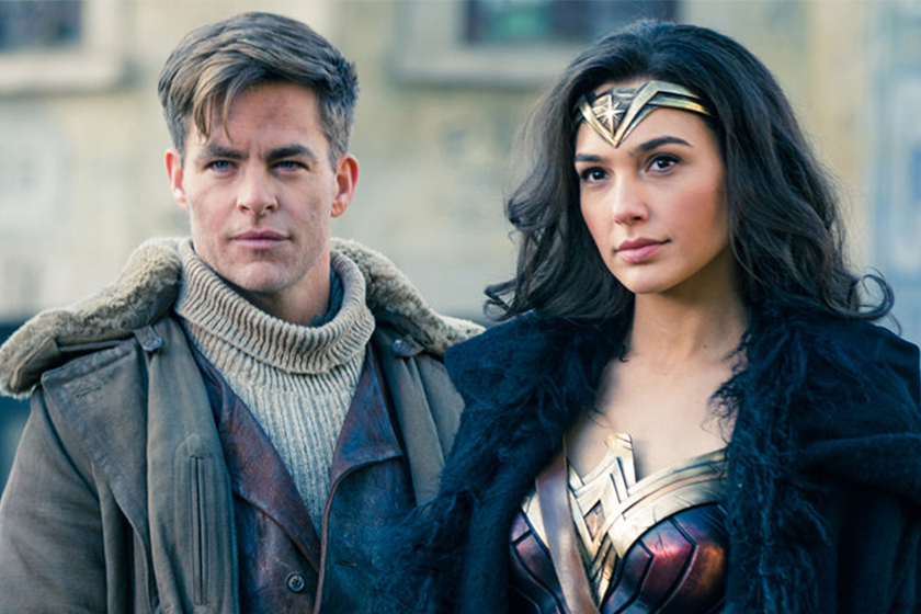 wonder woman 1984 steve trevor back dead rumor