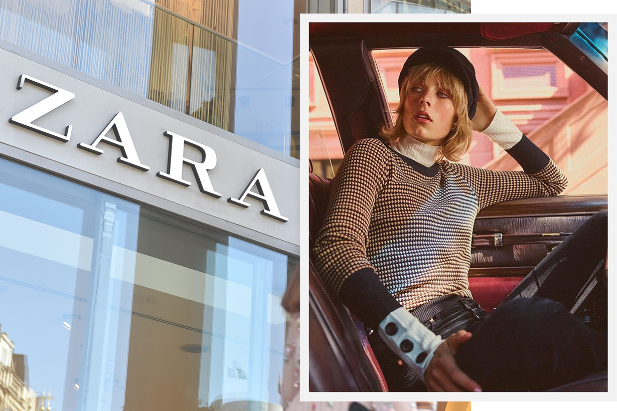 This Zara Mules shoes is sold out twice