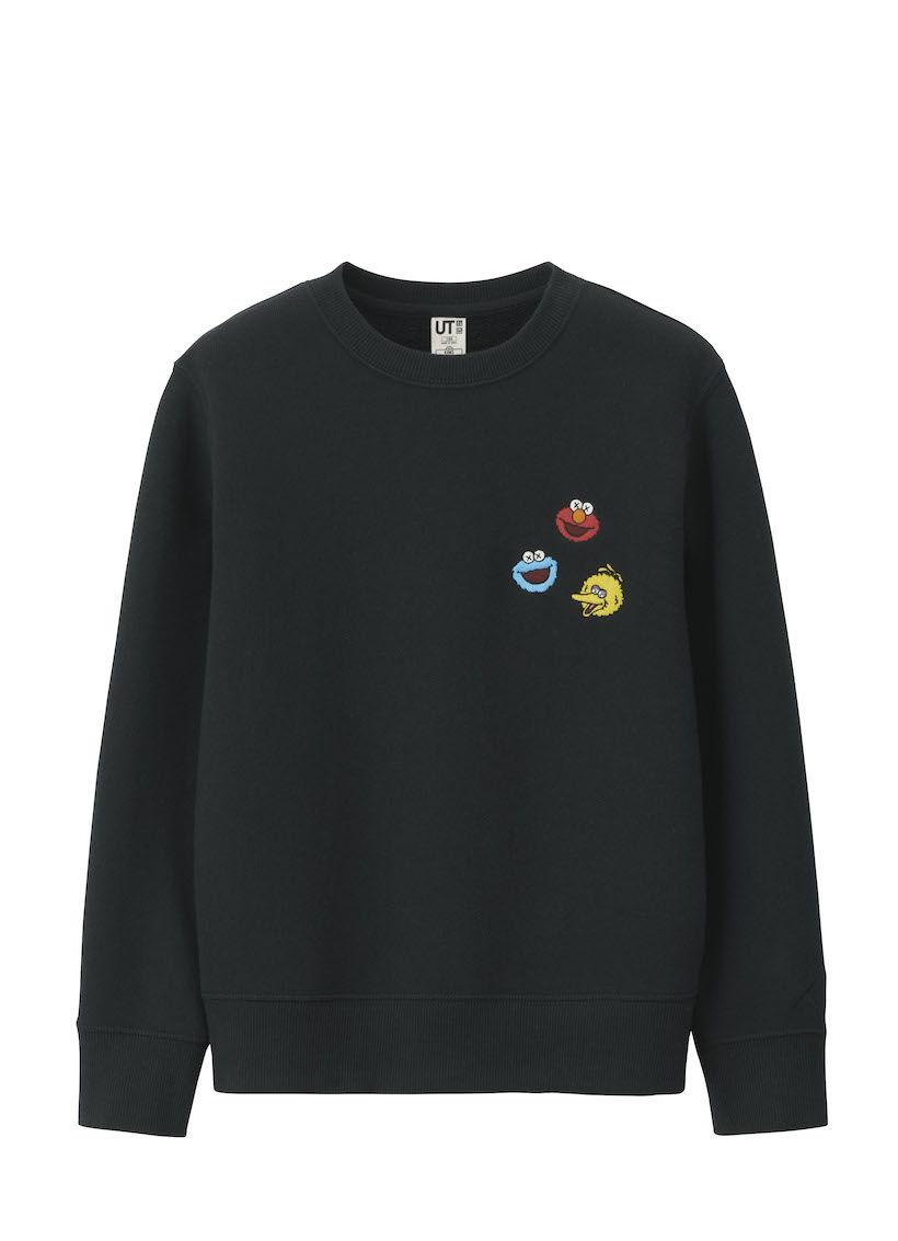 uniqlo kaws sesame street sale release date all items price
