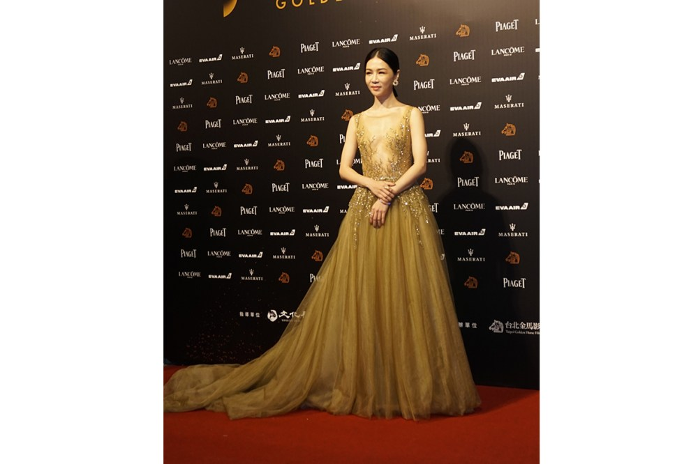 tghff golden horse movie awards red carpet best look