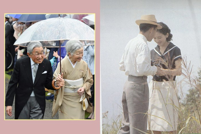 #POPBEE 專題:她打破的皇室傳統超乎想像,日本最漂亮「美智子皇后」的淒美愛情故事