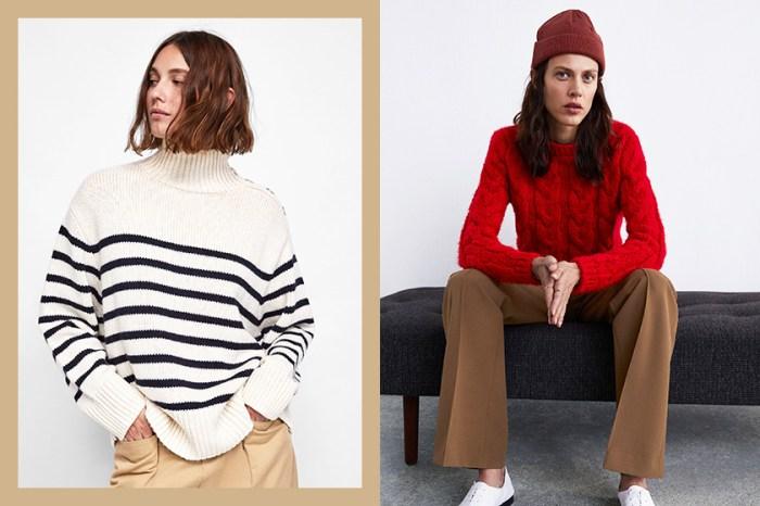 來自平價品牌的高質針織單品 30+:天氣轉涼,冷衫準備好了嗎?