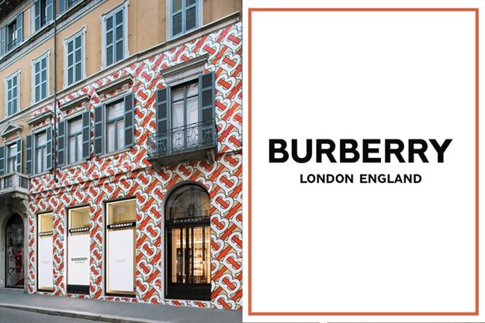 選對人了?Burberry 宣佈上半年度利潤增長 1.73 億美元,歸功於新任創意總監 Riccardo Tisci!