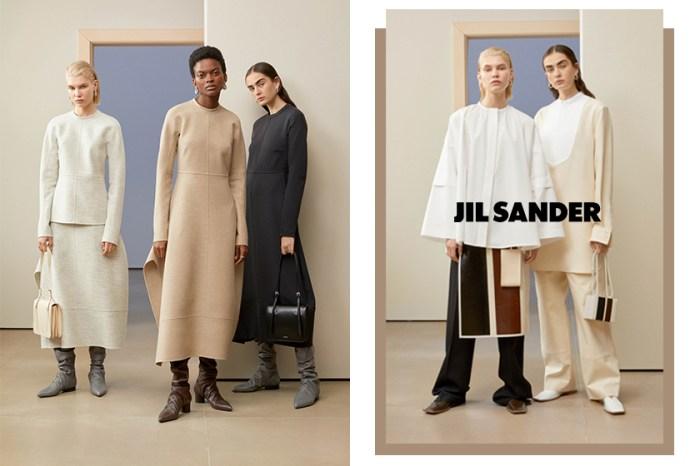 如果你愛 Céline by Phoebe Philo,其實 Jil Sander 也是另一個你會愛上的簡約品牌!