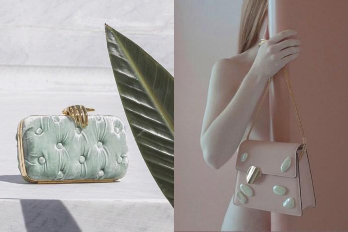 絕美的奇幻藝術:義大利手袋品牌 Benedetta Bruzziches,每處設計都散發神秘異國風情!