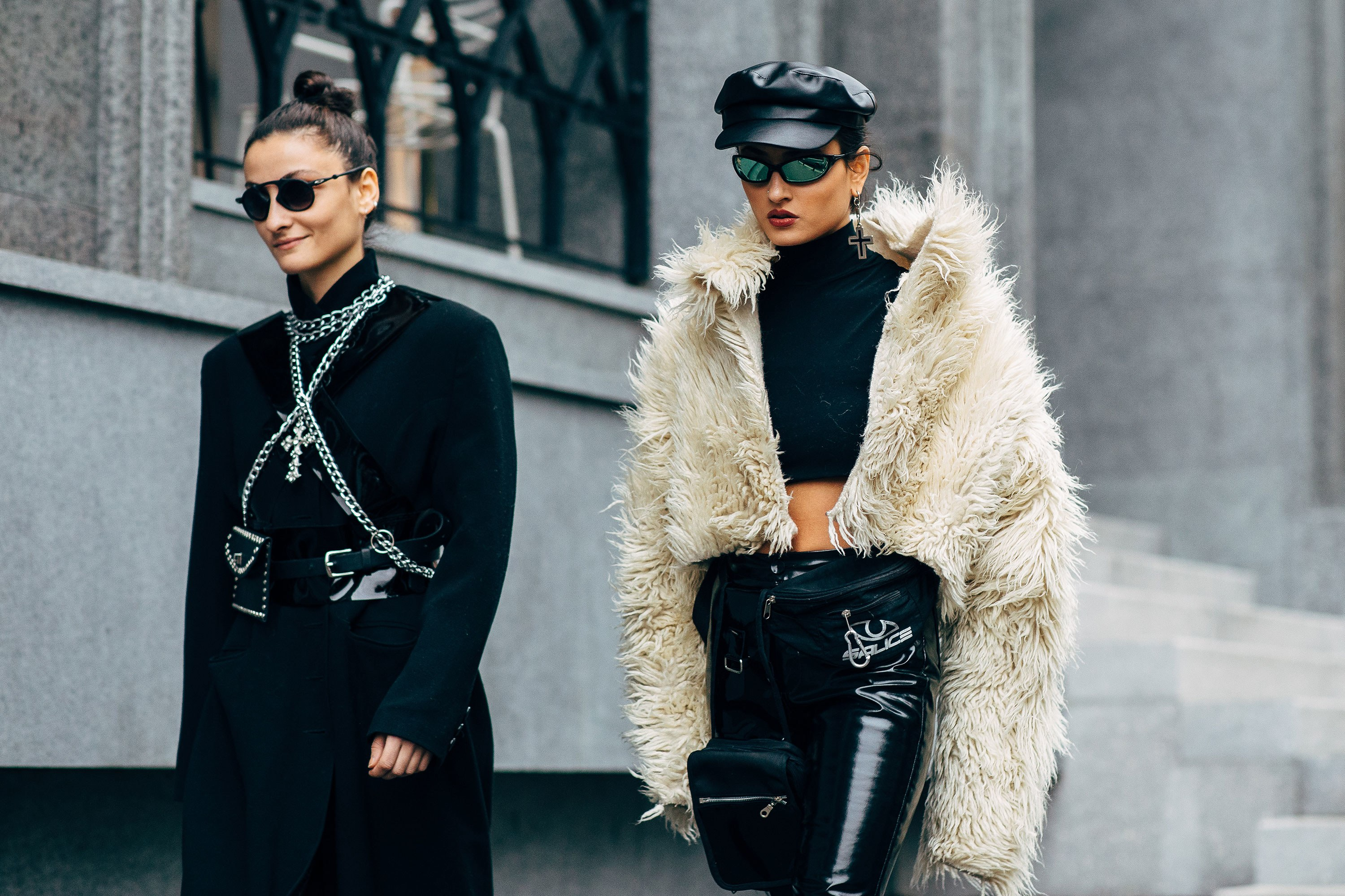 Street Style at Tbilisi Fashion Week Spring 2019