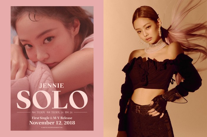 《SOLO》釋放預告影片!大勢女團 Blackpink 成員 JENNIE 首張個人單曲即將在這個日子正式公開!