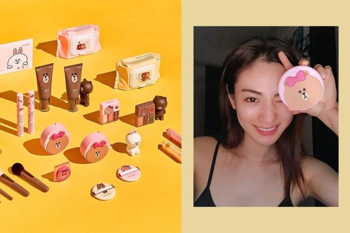 可愛得犯規!LINE FRIENDS 熊大、兔兔聯手 MISSHA 推出女孩最心動的彩妝系列產品!