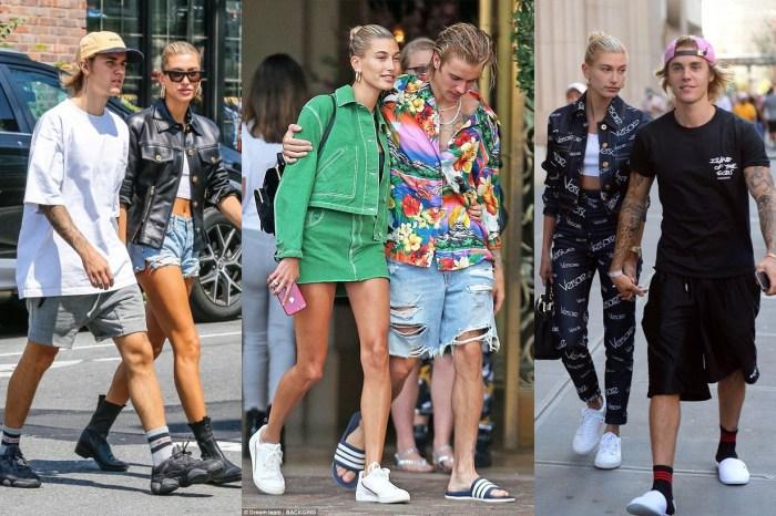 今天先不聊 Justin Bieber 與 Hailey Baldwin 戀情動向,他們的「情侶穿搭」更加值得 Follow!