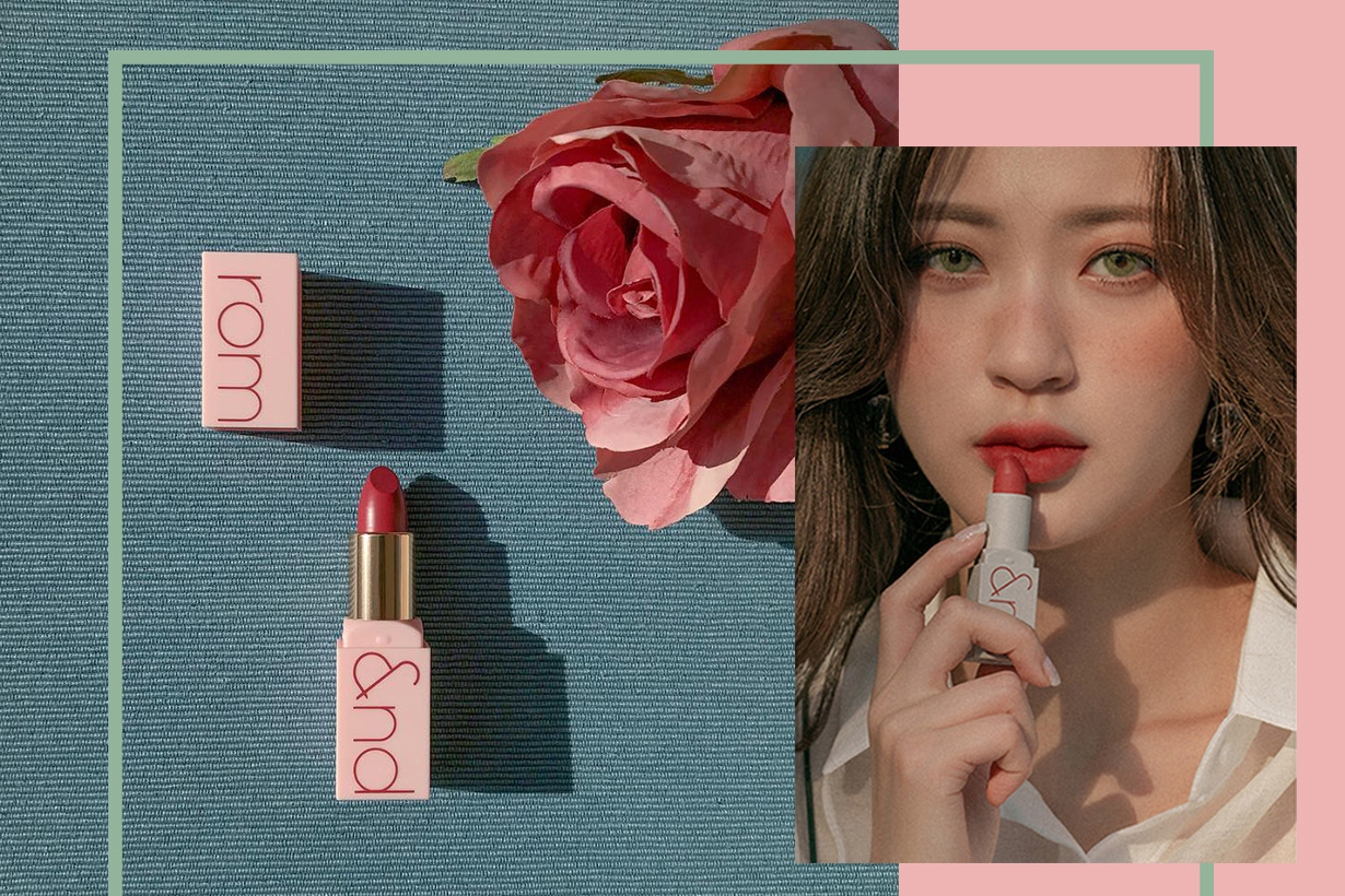 make_up romand saerom_min lipstick korea