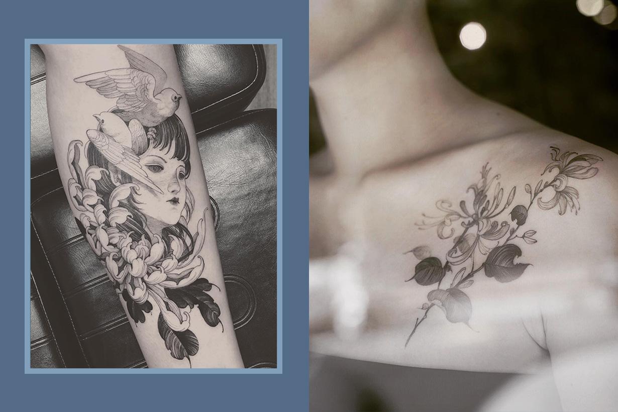 Tattoo Art Taiwan Kubrick