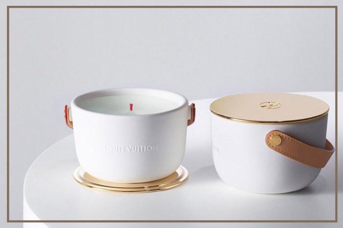 最奢華的香氛蠟燭:LV 聯手調香大師推出首款「Perfumes For The Home」室內香氛系列