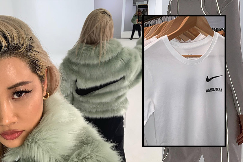 Nike AMBUSH Yoon Collabration 2018 first look