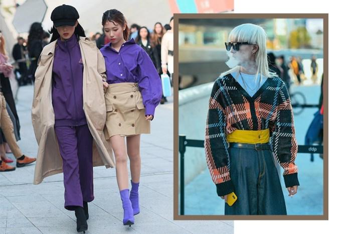 瞬間提升注目度!從首爾女生身上偷師 Pantone 秋冬流行色穿搭靈感!