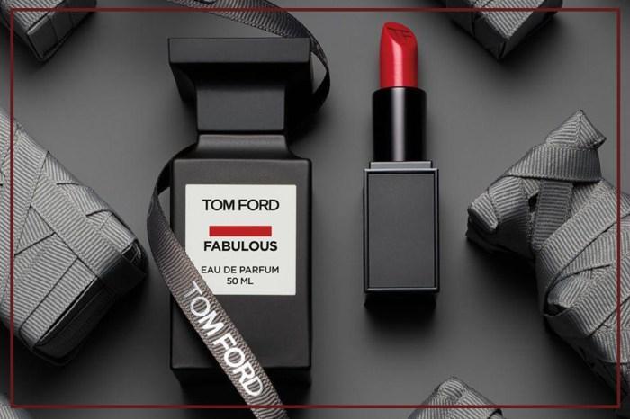 有什麼比紅唇更性感?Tom Ford 神秘香調「Fxxking Fabulous」釋出限定唇膏