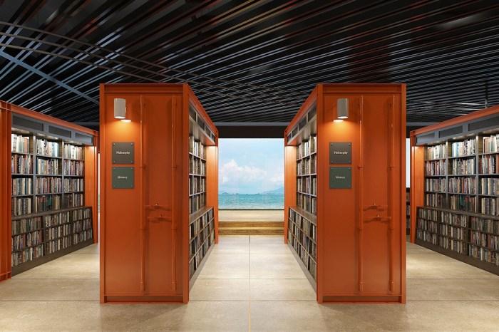 像是在海上閱讀!全台首家「海景誠品書店」將在 Mitsui Outlet 正式開幕!