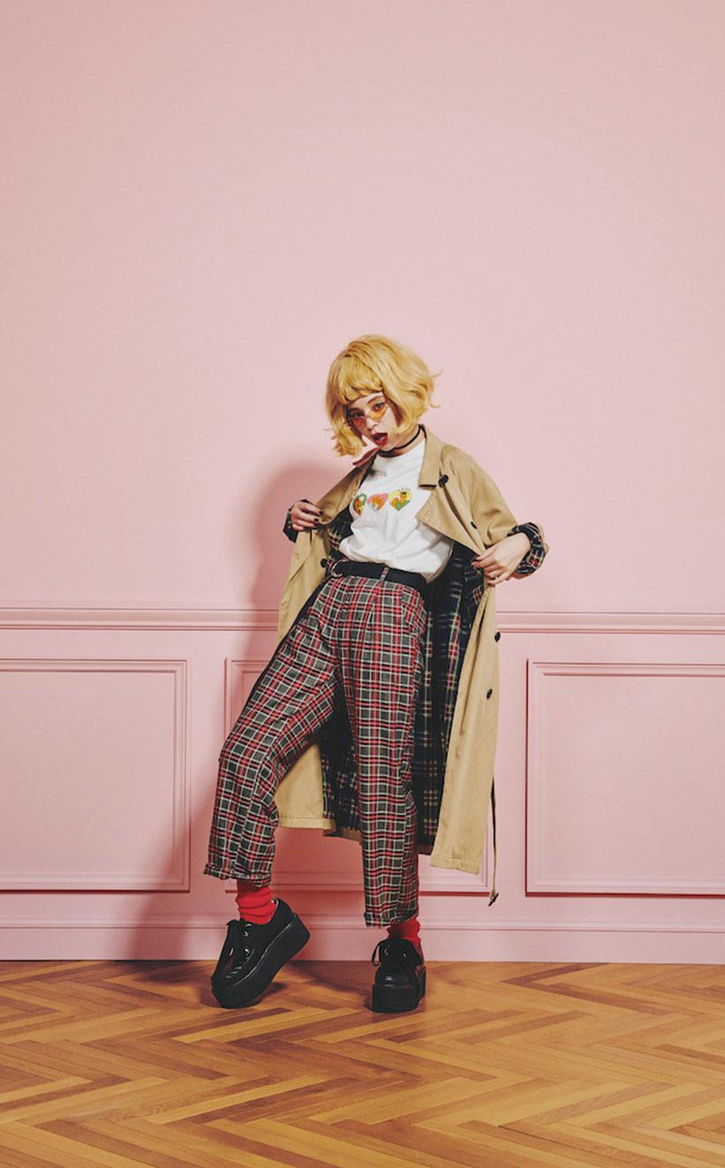 Naomi Watanabe PUNYUS popup store Taiwan 2018