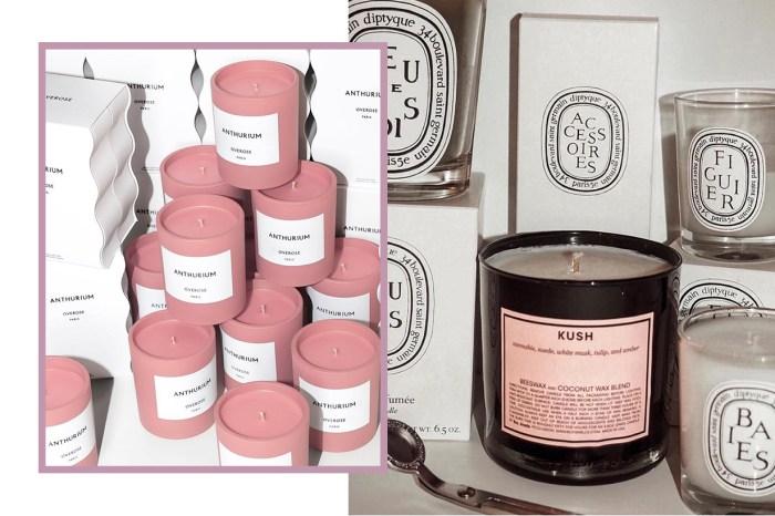 過了此時就再買不到:聖誕節日限定的香氛蠟燭每個都好想入手!