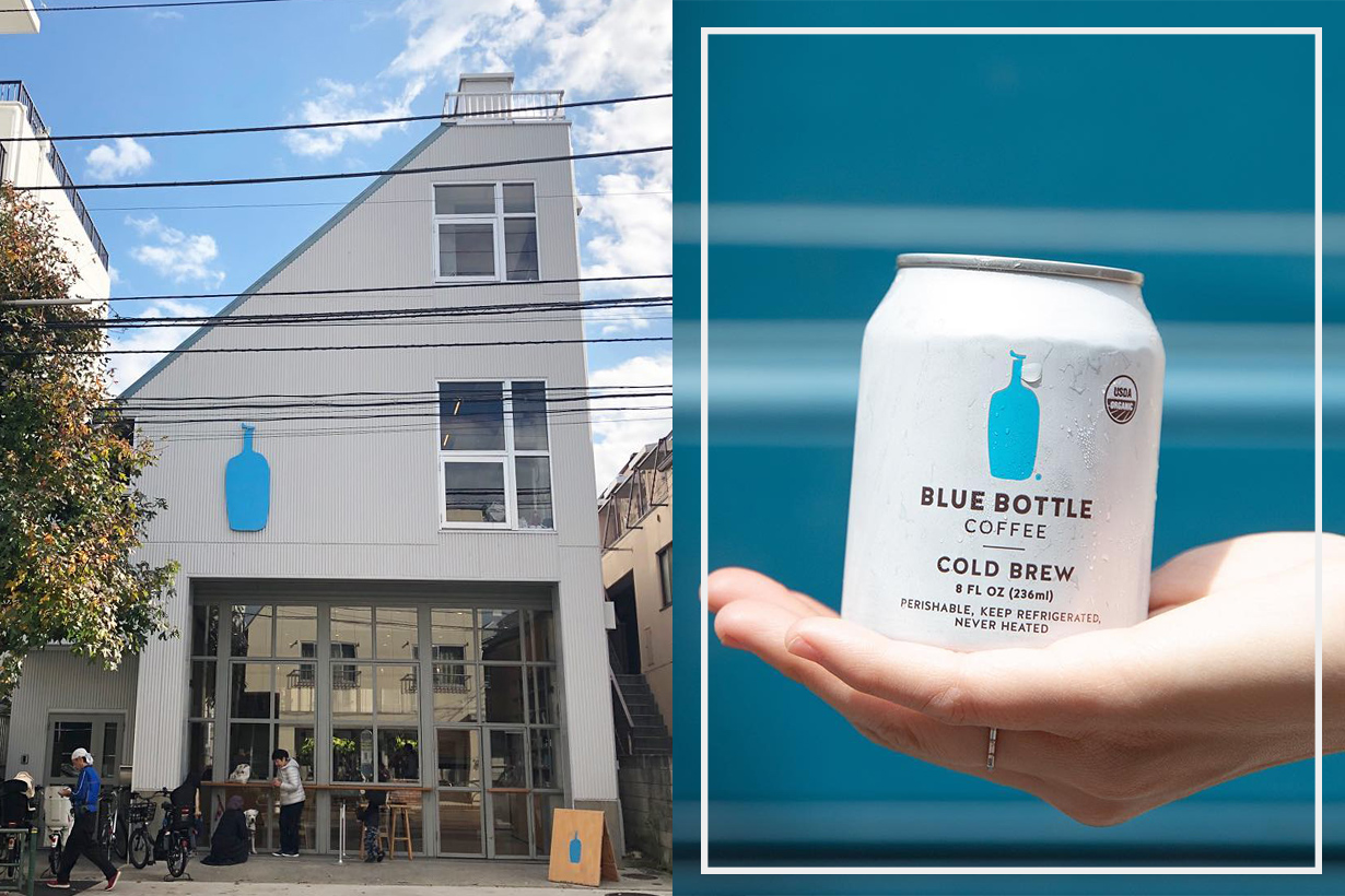 Blue Bottle Coffee Taiwan Taipei  breeze center atre