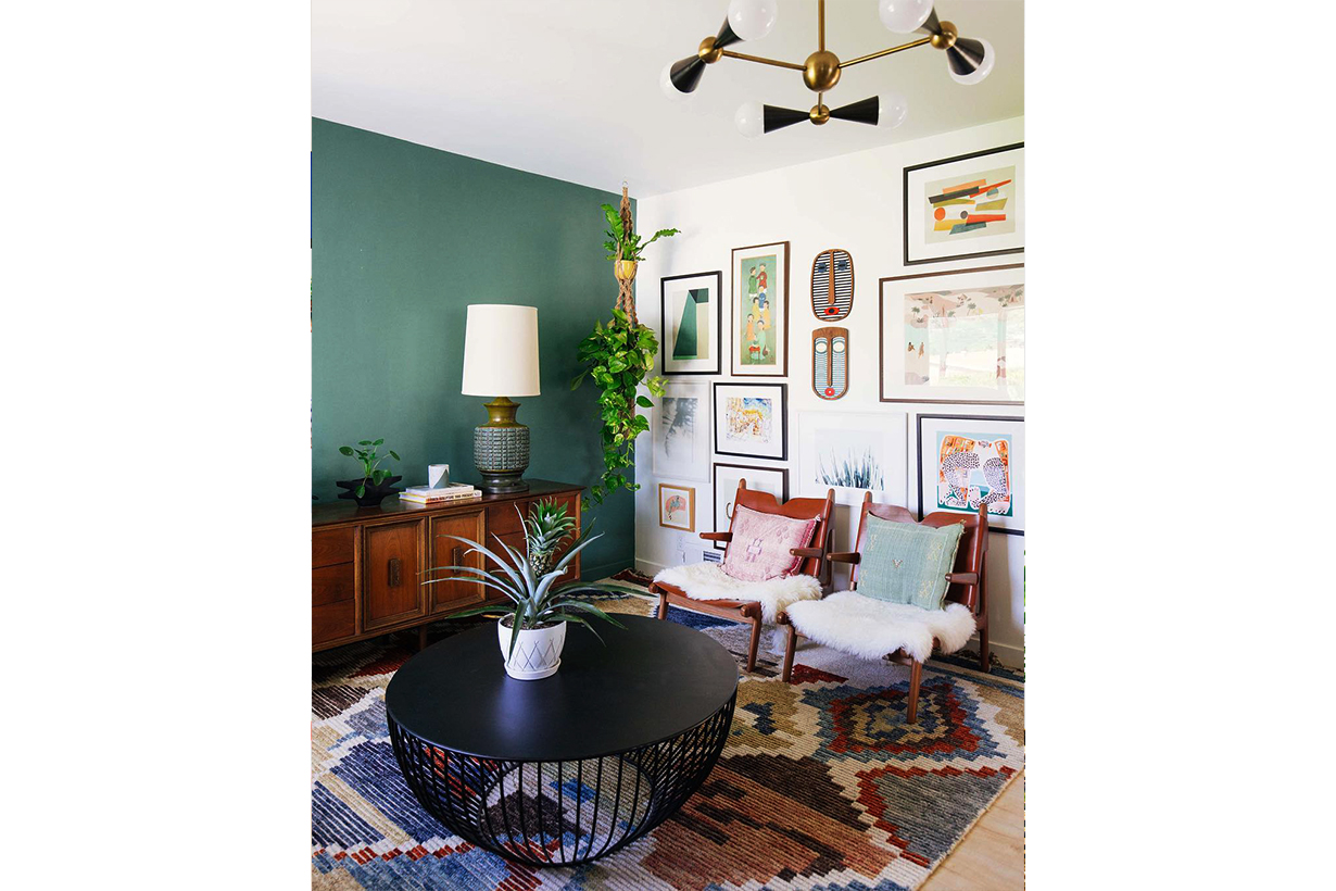 6 Accent Wall Tips