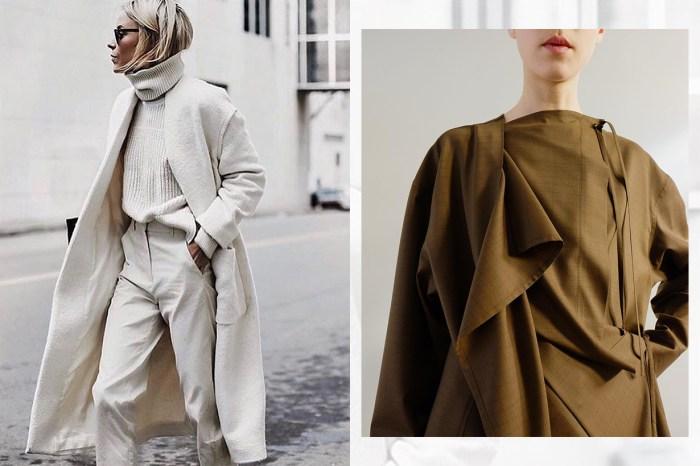 原來外國時裝編輯,全靠這 6 種面料穿出「富有感」!