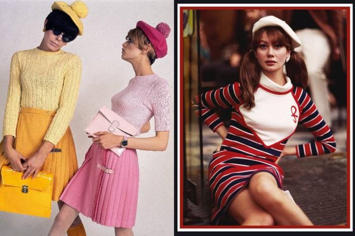 我們從未離開 60 年代風格!今季熱潮,大概外婆在年輕時早已穿過
