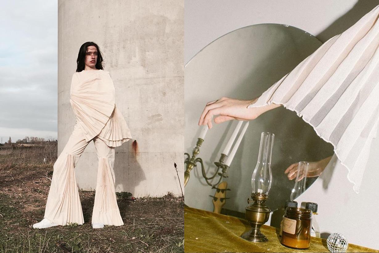 Lodon brands KEPLER by Alexandra Hadjikyriacou and Jaimee Mckenna